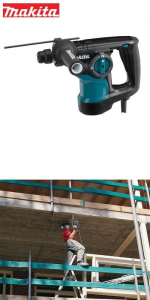 Makita SDS PLUS 800 watt boorhamer HR2800