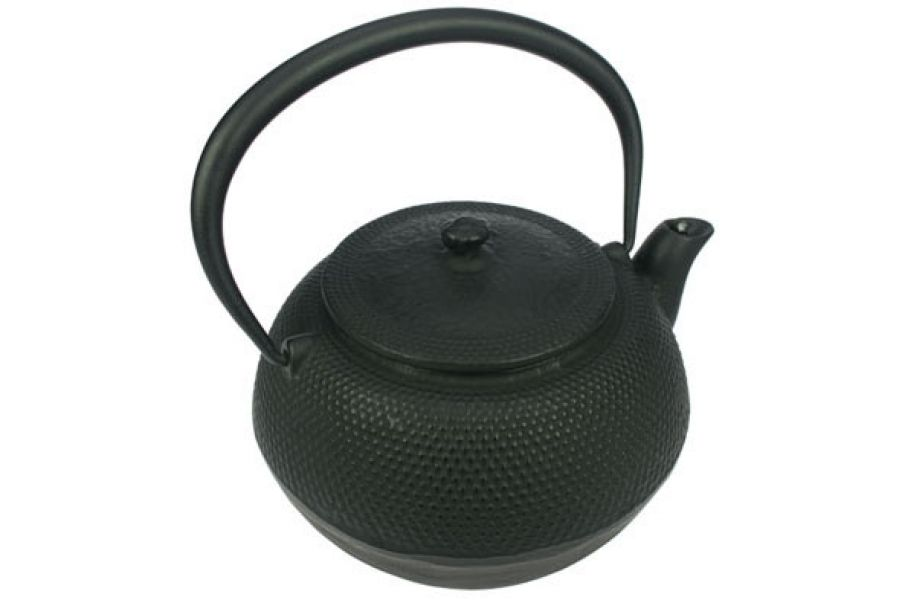 Cosy & Trendy Theepot in gietijzer 1,2L OSAKA BLACK