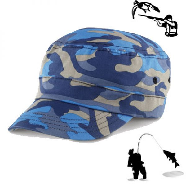 Result camouflage pet - Army blue