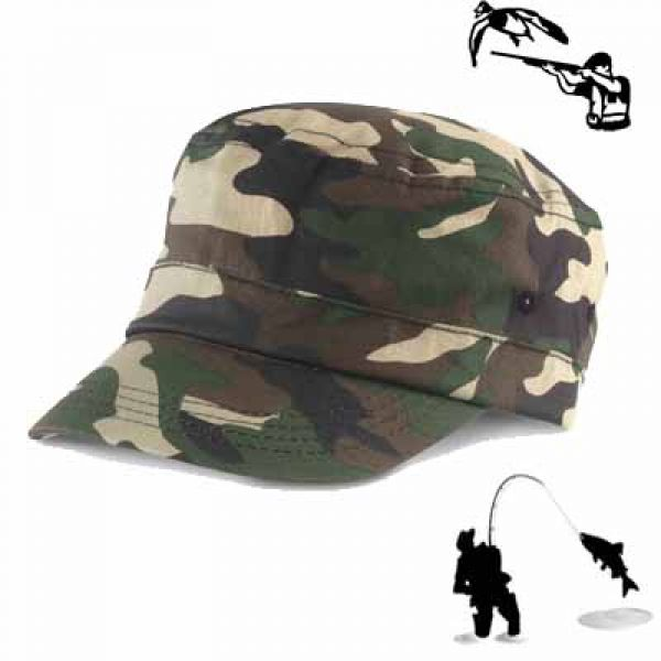 Result camouflage pet - Army green