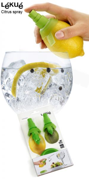 GIN TONIC - Lékué Citrus spray