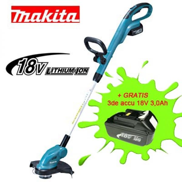 Makita trimmer accu