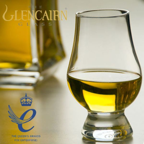 Glencairn - The official Glencairn whisky glass - 6 whisky glazen Glencairn 17 cl.