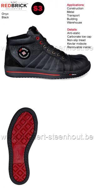 Redbrick Dames Werkschoenen.Dullaert Steenhout Ninove Werkkleding