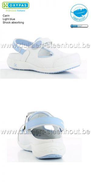 Witte Werkschoenen.Dullaert Steenhout Ninove Werkschoenen Vrouwen