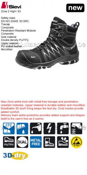 Lichte Werkschoenen.Dullaert Steenhout Ninove Werkschoenen Mannen