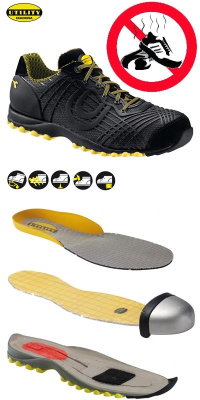 Diadora Werkschoenen Dealer.Dullaert Steenhout Ninove Diadora Beat Textile Sportieve
