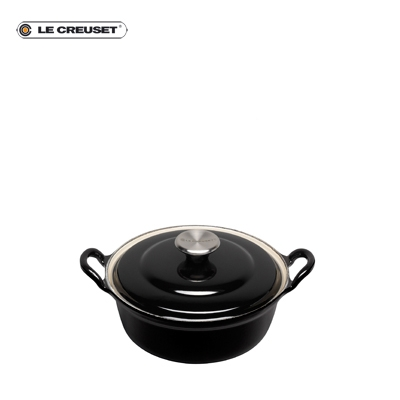 dullaert steenhout ninove le creuset stoofpot faitout 20cm zwart. Black Bedroom Furniture Sets. Home Design Ideas